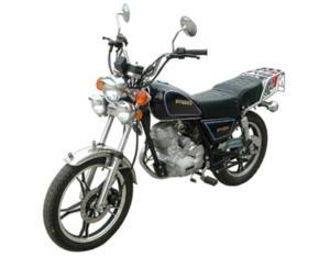 Motorcycle (SY125-6/lingmu taizi)