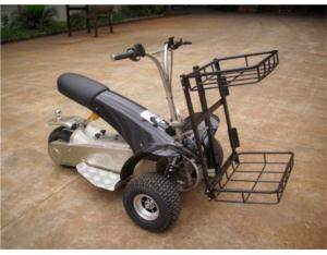 3 Wheeler Electric Golf Cart for Work (SX-E0906-5A)