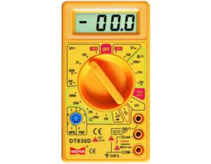 Digital Multimeter ( DT830D )