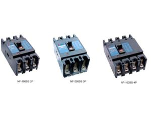 Moulded Case Circuit Breakers  Item: NF-SS Series