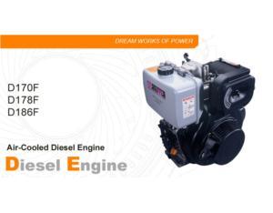 portable diesel power machinery