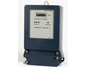 Three Phase Electric Power Meter (DTS3699)