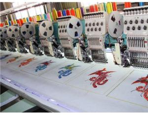 Rpv High Speed Dual Sequins Embroidery Machine