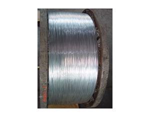 Steel Wire Coated with Rare Earth Zinc-Aluminum Alloy