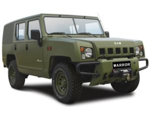 BAW Second Generation 5-door 4WD Military Vehicle (BJ2036CJT1)
