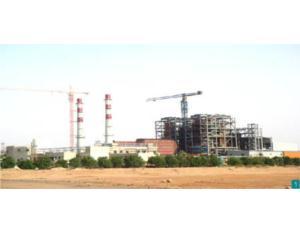 Garri-4 Sponge Coke Fired Power Plant, Sudan