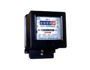 Meter for Electricity