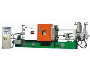 J1130c(330t) Horizontal Plunger Cold Chamber Die-Casting Machine