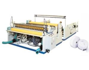 Toilet Jumbo Roll Making Machine (ZQ-III-D)