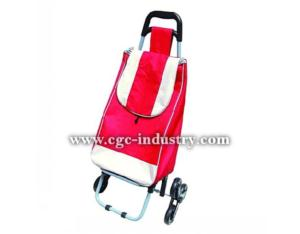 Shopping Trolley With 6 Wheels (ZT6001)