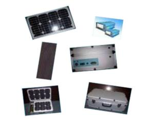 Combined Solar Power Pack