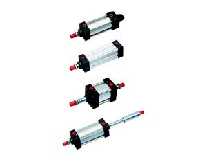 ISO6431 Pneumatic Standard Cylinder, Air Cylinder (SC Series)
