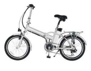 EN15194 Electric Folding Bike  (BTE-011-4)