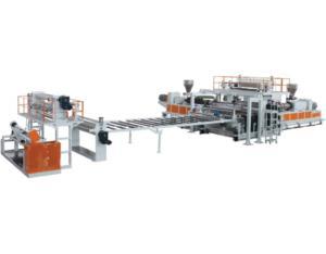 PVC PE Waterproof Rolls Production Line
