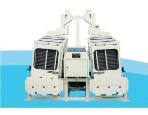 Double-Body Gravity Brown Rice Separator (MGCZ)