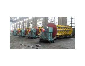 LK-630/12+18+24 Type Rigid Frame Stranding Machine