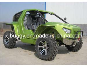 600CC Go Kart / Dune Buggy Monster BXR6 EFI 4x4 with CVT Transmission