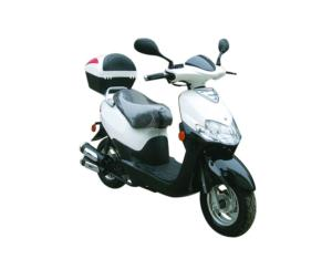 New Scooter with Alloy Wheel And Disc Brake (JD50QT-8B)
