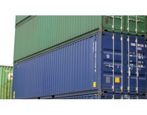 40' ISO Shipping Container