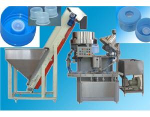 5 Gallon Cap Stopper Assembly Machine