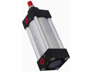 SI Series ISO6431 Standard Cylinder, Air Cylinder