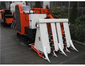 Half-feed Combine Harvester with cutting width 1.5m(4LB-650)
