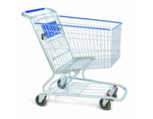 Metal Shopping Cart (Hy-M-125l)