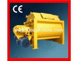 Concrete Mixer Machine (JS2000~4000)