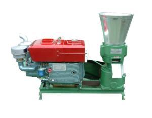 Diesel Pellet Mill (9PK-120A/150A/200A/230A)