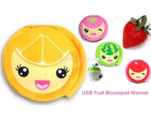 USB Fruit Mousepad Warmer (SC-23001)