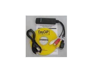 AsyCAP USB 2.0 Video Adapter with Audio (W722-1C)