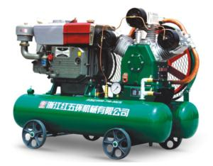 Mining used piston compressor