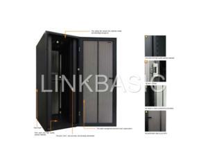 """NCC Network Server Cabinet, 19"""" Cabinet, 19"""" Rack"""