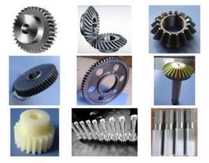 Spur Gear, Gear Shaft, Gears, Bevel Gear, Non Standard Gear