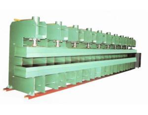 Jaw-Type Plate Vulcanizer