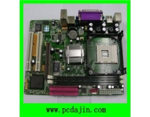 Motherboard with SATA (845-478)