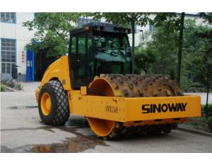 Sinoway Road Roller with CE Mark (SWR214H)