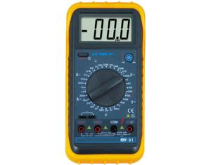 My61 3 1/2 Digital Multimeter