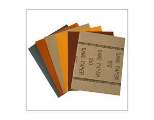 Dry Abrasive Paper (SCA16)