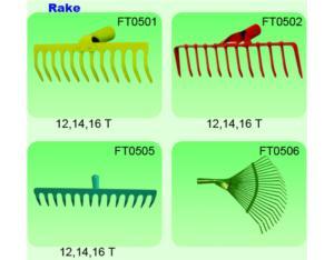 Leaf Rake (R001/R002/R003/R004)
