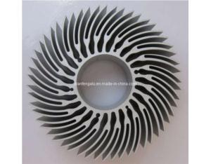 Aluminum Extrusion Parts - Heatsink (D-1)