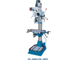 Drilling & Milling Machine (ZX-40HC/PC)