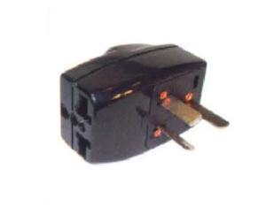 China (and Old Australia) Plug Adapter (Grounded)(WAIIIv-16.BK)