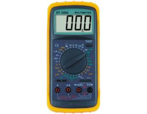 DT5806 3 1/2 Digital Multimeter
