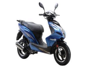 Gas Scooter (YM50QT-F5)