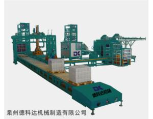 Highly Fully-Automatic Block Making Production Line