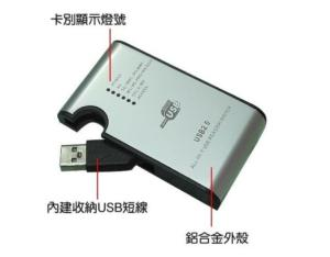 All-In-One Card Reader (ET-054)