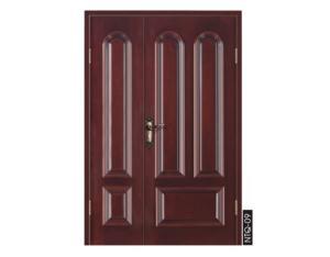 Solid Wood Door (with Nature Wood Veneer)