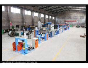 Plastic PVC Pipe Extruder Machine (SJ70/35)