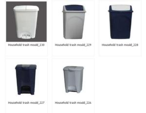 daily use garbage bin mould-9